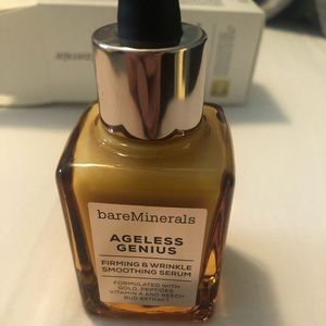 BareMinerals ageless genius smoothing serum